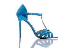 Sandały dla nowożytnego i eleganckiego Zdjęcie Stock