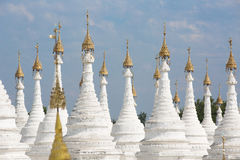 Sanda Muni pagoda Obrazy Stock