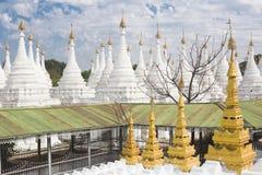 Sanda Muni pagoda Fotografia Stock