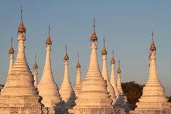 Sanda Muni pagoda w Mandalay Fotografia Royalty Free