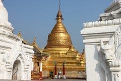 Sanda Muni pagodowy Mandalay, Myanmar Obraz Royalty Free