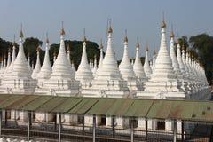 Sanda Muni pagodowy Mandalay, Myanmar Fotografia Stock