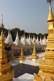 Sanda Muni pagodowy Mandalay, Myanmar Fotografia Royalty Free