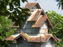 Sanda Muni Phara Gri Kyaung Taik w Mrauk U, Myanmar Zdjęcia Royalty Free