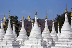Sanda Muni Temple - Mandalay - Myanmar (Burma) Royalty Free Stock Photos