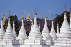 Sanda Muni Temple - Mandalay - Myanmar Royaltyfri Fotografi