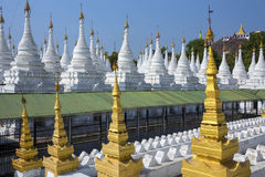 Sanda Muni Temple - Mandalay - Myanmar (Burma). Royalty Free Stock Photos