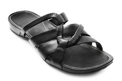 Sandal. Isolated over white background Royalty Free Stock Photography
