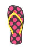Sandal. Isolated on white background Stock Photo