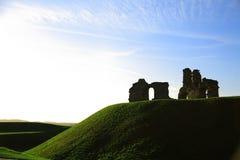 Sandal castle Stock Photography