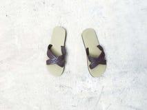 Sandal för bästa sikt Fotografering för Bildbyråer