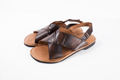 Sandal Isolated Background Royalty Free Stock Photography