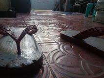 Sandaler arkivfoto