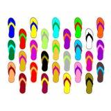 Sandales Photographie stock libre de droits