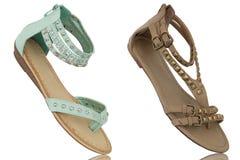 Sandales Photos libres de droits