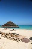 Sandales toutes Bahamien grand de station de vacances incluse Image libre de droits