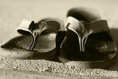 Sandalias Fotos de archivo libres de regalías
