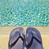 Sandalias del verano Fotos de archivo