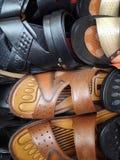 sandalo Fotografia Stock