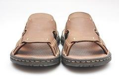 Sandalo Fotografia Stock Libera da Diritti