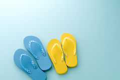 Sandals Royalty Free Stock Photos