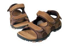 Sandals Stock Afbeelding