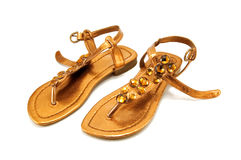 Sandals Royalty Free Stock Photography