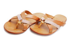 Sandals Royalty Free Stock Photo