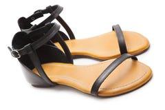 Sandals Stock Photo