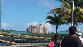 Sandals resort royalty free stock photo