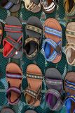 Sandals for sale Stock Photos