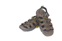 sandalstrail Arkivfoto