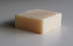 Sandalwood soap. For home spa and aromatherapy Royalty Free Stock Images
