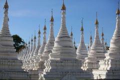 Sandamani Paya in Mandalay. Beautiful temple Sandamani Paya in Mandalay Stock Images