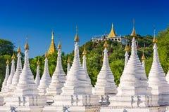 Sandamuni Pagoda Temple Royalty Free Stock Images