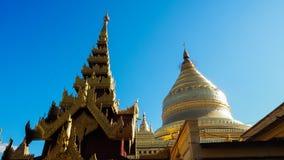 Sandamuni-Pagode in Mandalay Myanmar auf Sandamuni-Pagode ist ein buddhistisches stupa, das südwestlich von Mandalay gelegen ist stockfoto