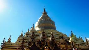 Sandamuni-Pagode in Mandalay Myanmar auf Sandamuni-Pagode ist ein buddhistisches stupa, das südwestlich von Mandalay gelegen ist lizenzfreie stockfotos