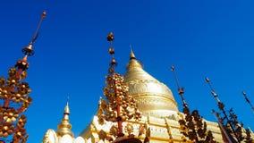 Sandamuni-Pagode in Mandalay Myanmar auf Sandamuni-Pagode ist ein buddhistisches stupa, das südwestlich von Mandalay gelegen ist stockbild