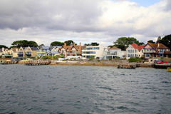 Sandbanks, Poole, Dorset. Stock Images