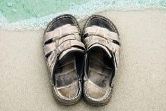Sandały Zdjęcie Stock
