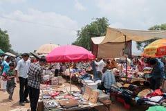 Sanday mercato-India Immagine Stock Libera da Diritti