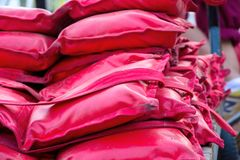 Sandbag Royalty Free Stock Photography