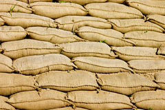Sandbags Royalty Free Stock Image