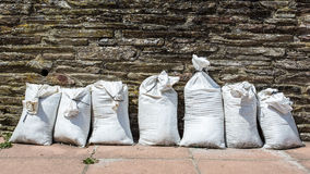 Sandbags Royalty Free Stock Photography