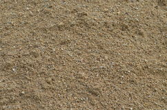 Sandbakgrund Royaltyfri Bild