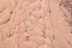 Sandbakgrund Royaltyfria Foton