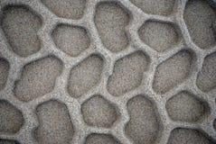 Sandbakgrund Royaltyfria Bilder