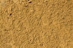 Sandbakgrundsclose upp Royaltyfri Foto