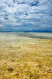 sandbank Photographie stock