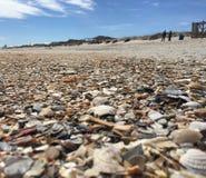 Sandbank Stockbild